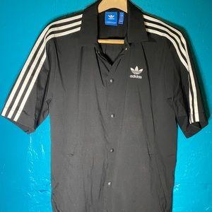 Adidas bowling shirt